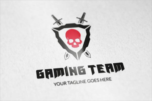 Gaming Teams Logo Template