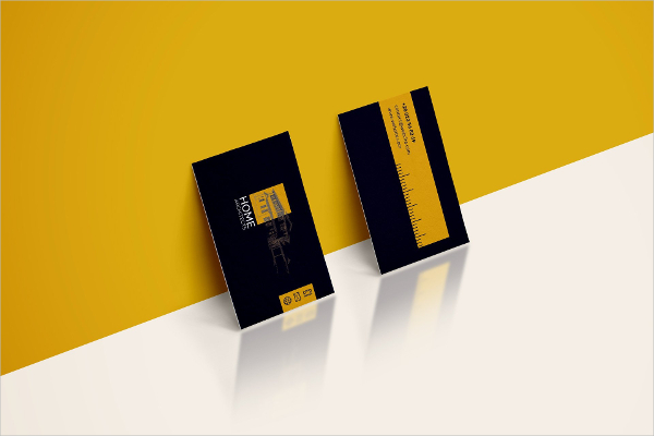 Modern Architects Business Cards