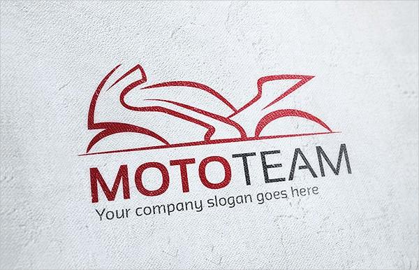 Moto Team Logo