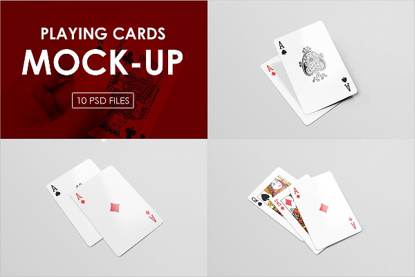 21+ Best Playing Card Mockups - Free & Premium PSD Vector