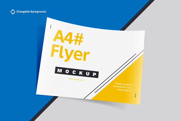 Clean Posters & Flyers Mockups