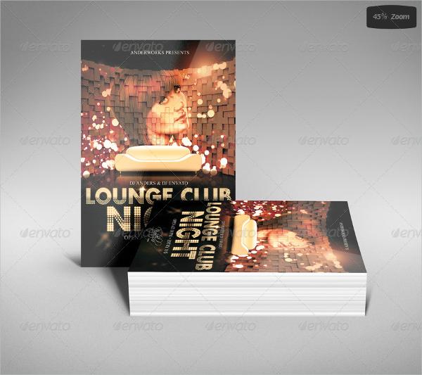 Portfolio Flyer Mockups Design
