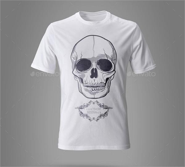 Fashion Design T-shirt Mockup