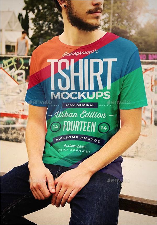 Best Urban T-Shirt Mockups