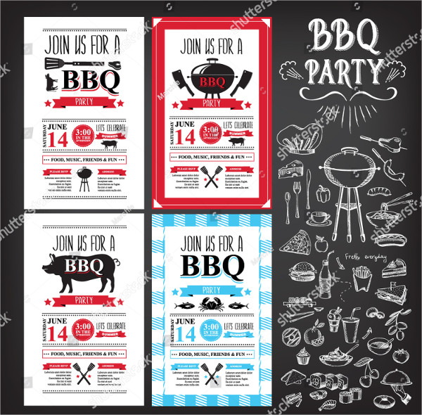 23 bbq invitation templates free premium psd vector downloads. Black Bedroom Furniture Sets. Home Design Ideas
