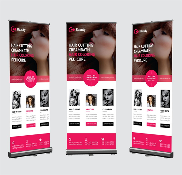 24 Beauty Salon Banner Templates Free Psd Ai Vector Eps Download