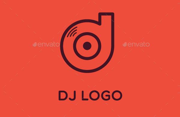 23 dj logo templates free psd ai eps vector format downloads