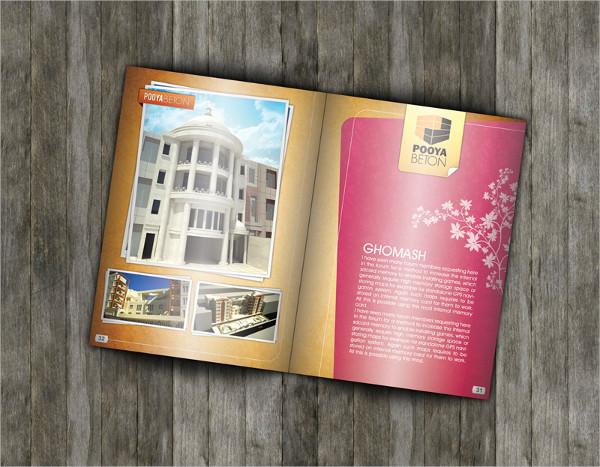 Best Real Estate Catalog Design