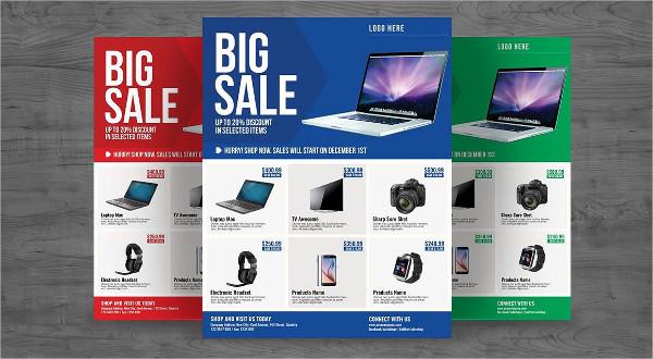 Big Sale Multipurpose Flyer Template