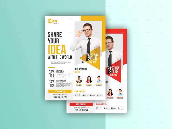 Business Professional Flyer Template