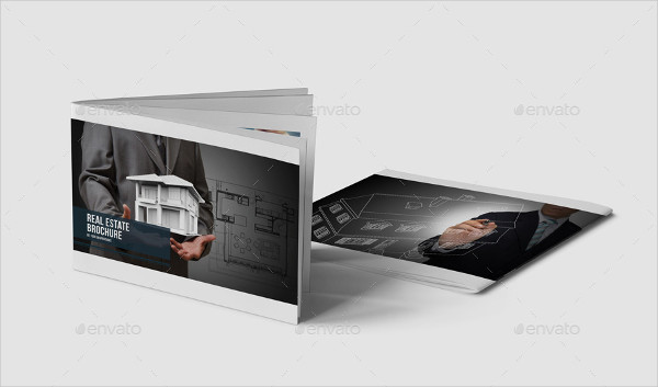 Clean & Modern Real Estate Catalog Templates