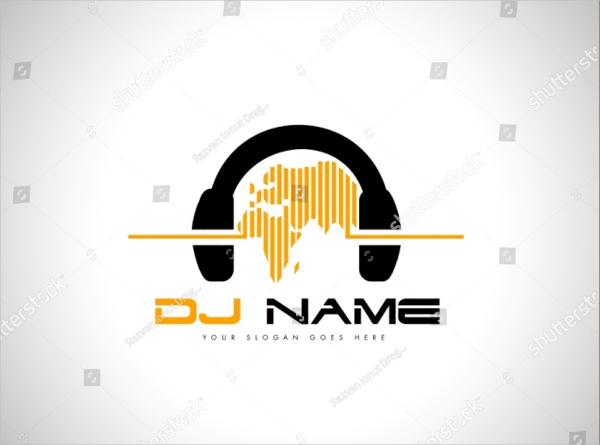 23+ DJ Logo Templates - Free PSD,AI,EPS Vector Format Downloads