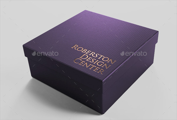 Perfect Branding Boxes Mockups Template