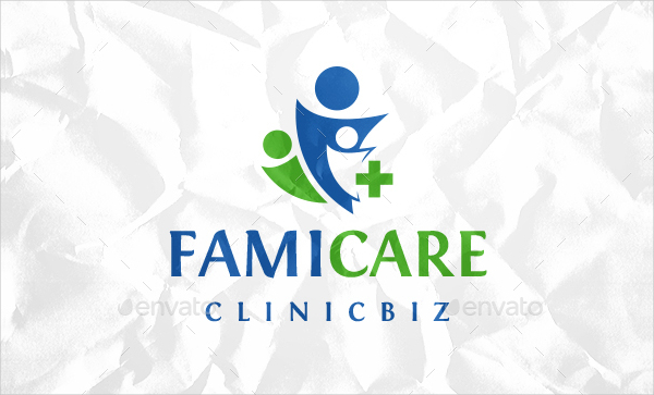Family Clinic Logo Template