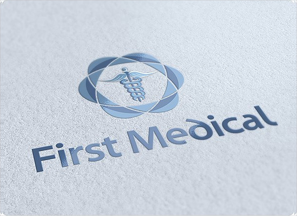 First Medical Care Logo Templates