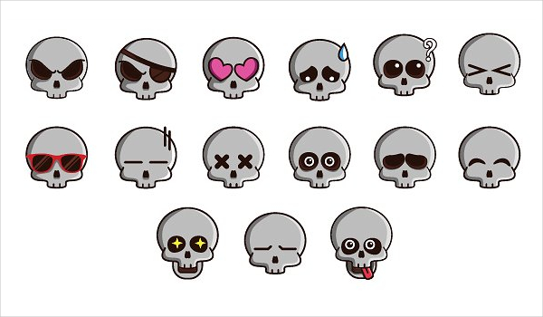 Funny Skull Icon