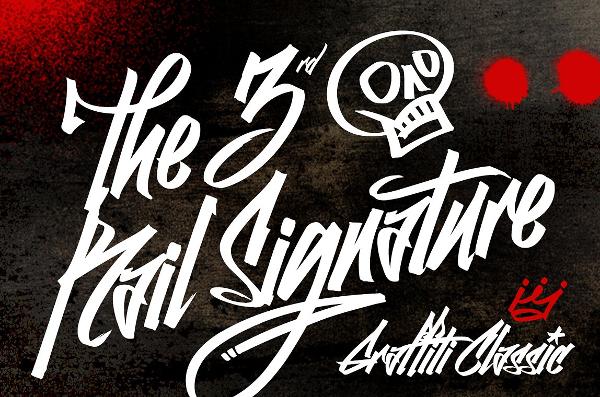 Graffiti Classic Style Font