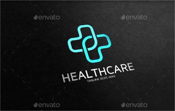 Healthcare Hospital Logos Template