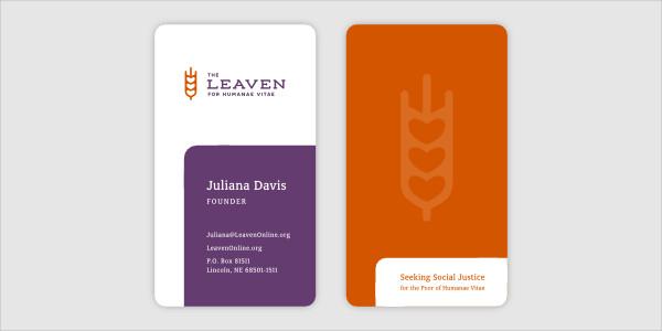 23 church business card templates free premium download leaven business card template wajeb Choice Image