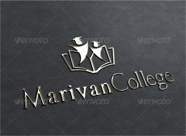 Marivan College Sports Logos Template
