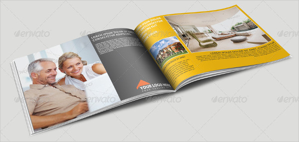 Multipurpose Real Estate Catalog Design
