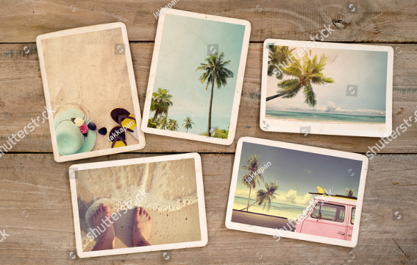 Photo Collage Summer Templates