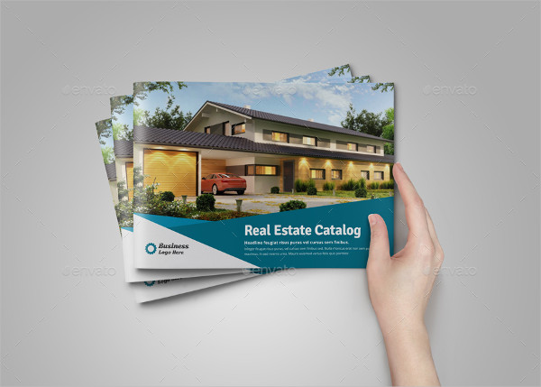 19+ Real Estate Catalog Templates - Free PSD EPS Illustrator