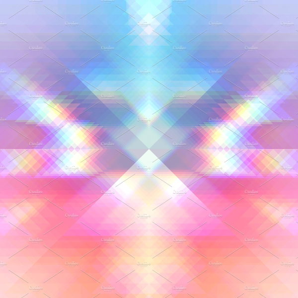 Shine Rays Geo Pattern Background