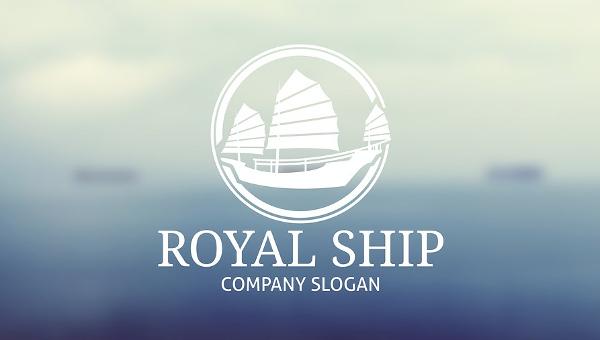 Ship Logo Templates