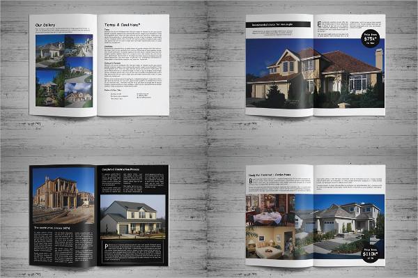 Universal Real Estate Catalog Templates