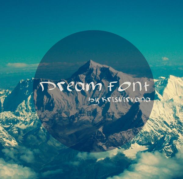 Urban Dream Font