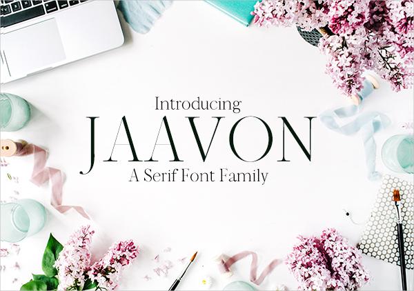Urban Jaavon Font