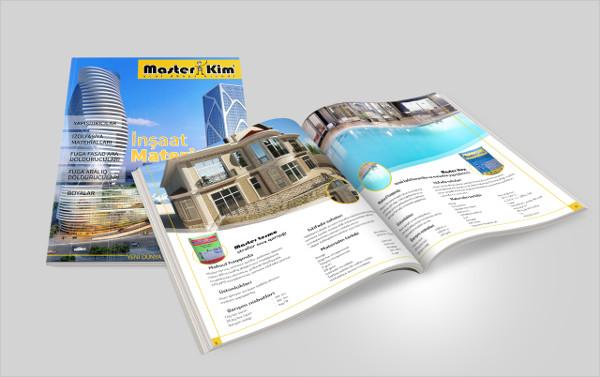 Urban Real Estate Catalog Templates