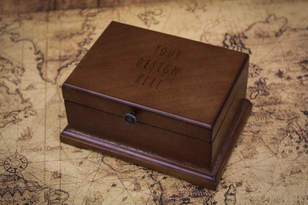 Wood Box Mock-Up