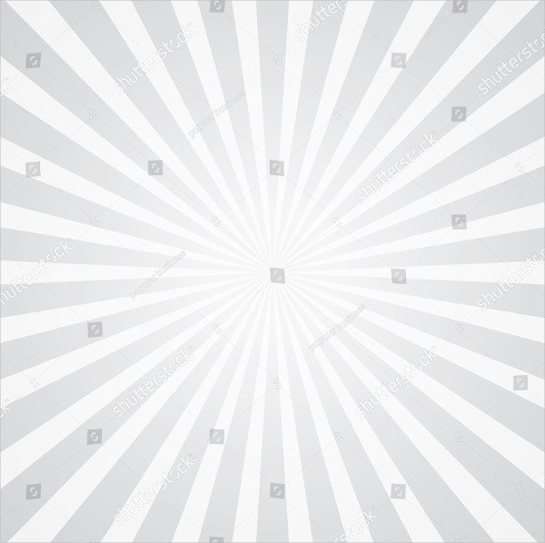 Popular White Ray Star Burst Background