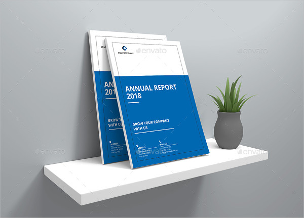 24 Annual Report Template Free Sample Example Format Downloads