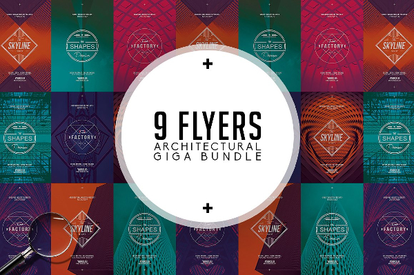 Architectural Flyers Bundle