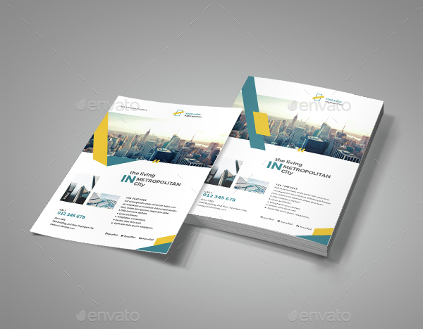 Architecture Design Flyer Template