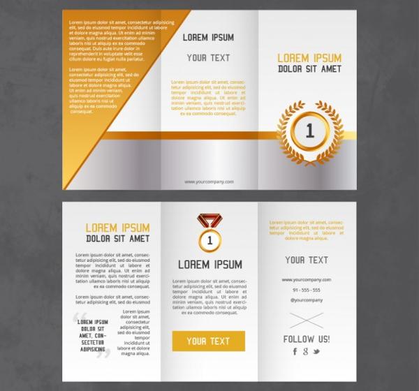 19+ Award Flyer Templates - Free Permium PSD, Vector, PNG Downloads