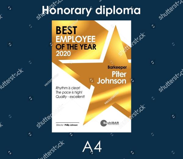 19+ Award Flyer Templates - Free Permium PSD, Vector, PNG ...