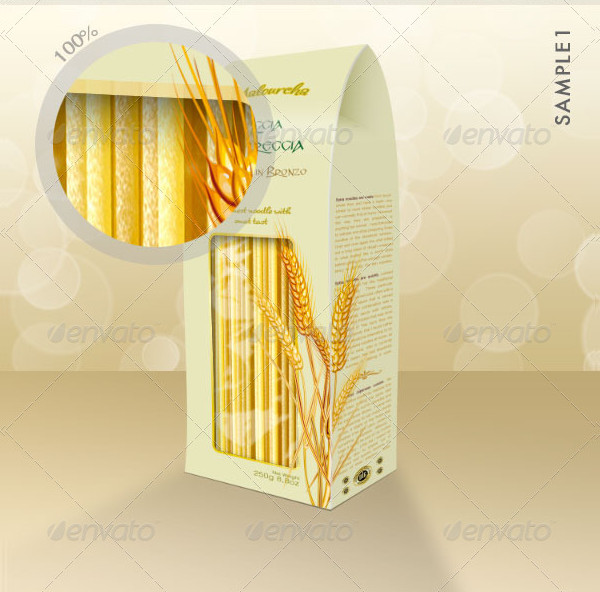 Best Food Packaging Mockup