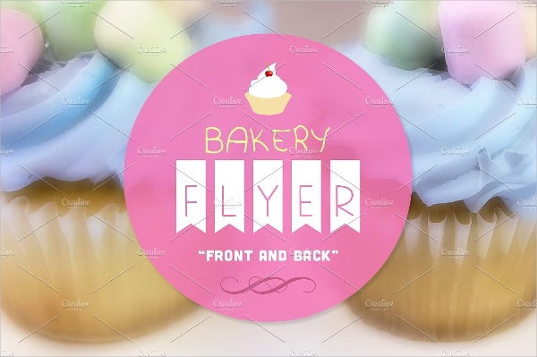 Best Treats Bakery Flyer Template