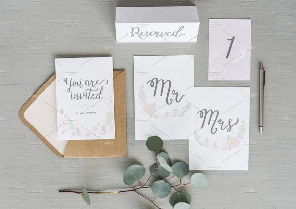 Best Wedding Cards Template