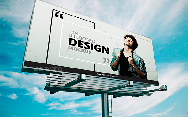 Billboard Marketing Mockup