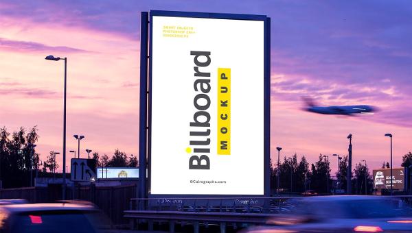 24+ Billboard Mockup Templates - Free Premium PSD Indesign