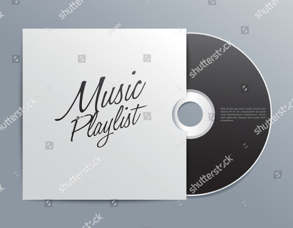 Simple CD Cover Templates