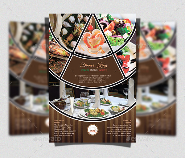 21+ Catering Flyer Templates - Free Premium PSD Vector EPS Downloads