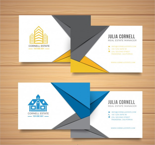 25 Construction Business Card Printable Psd Eps S