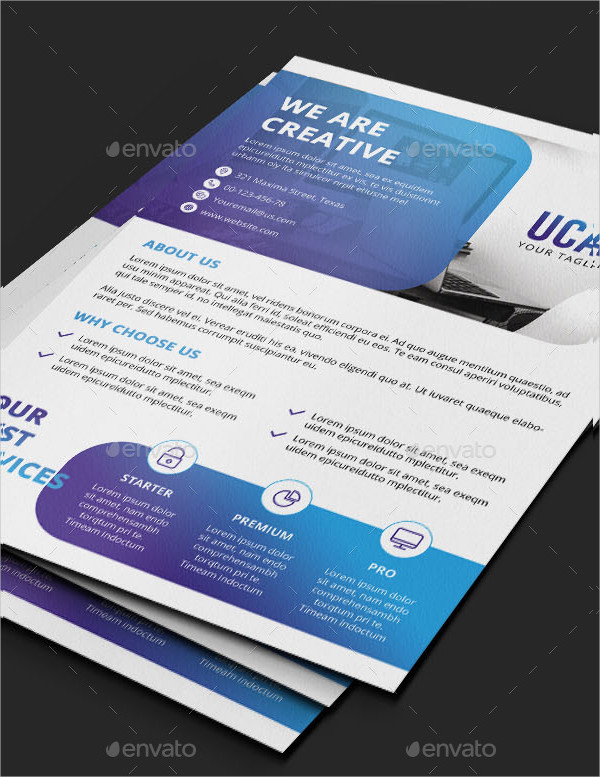 Consulting Corportae Flyer Template