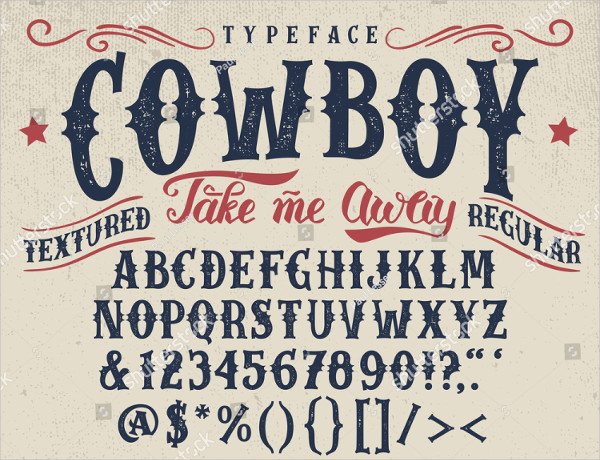 Cowboy Western Poster Templates